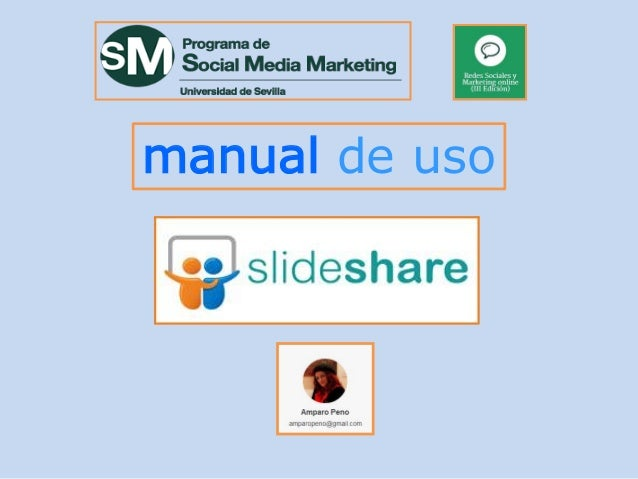 Manual slideshare a.peno