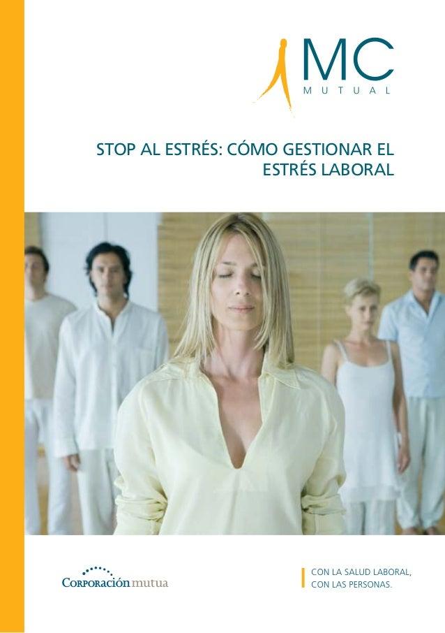 Manual stop al estres