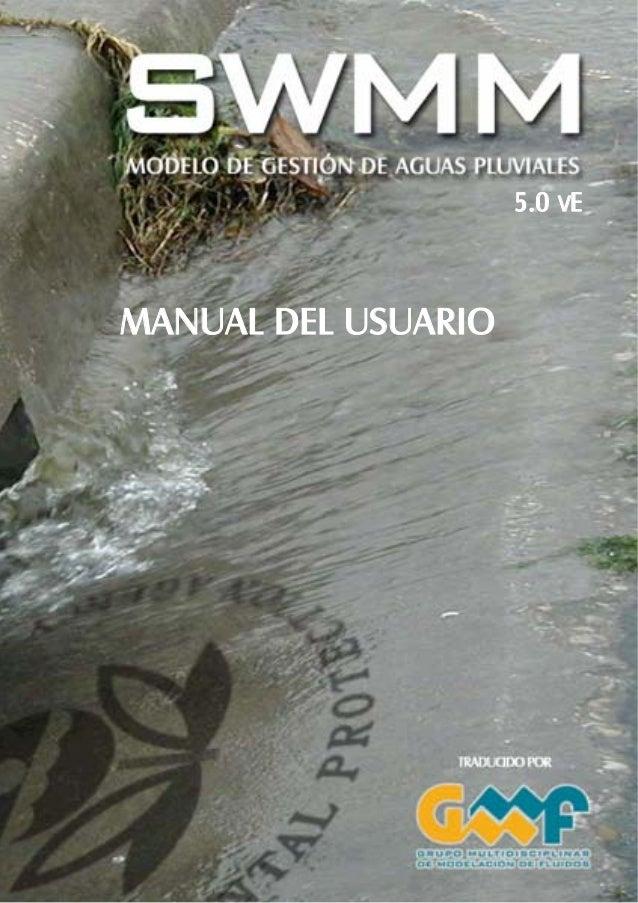 Manual swmm5v e