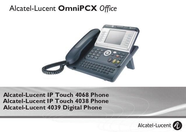 Manual terminal ip 4068