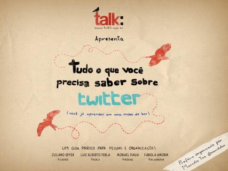 Manual do Twitter