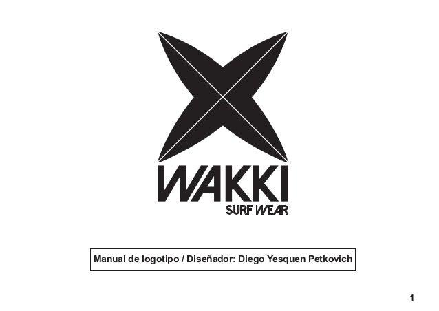 Creación de logotipo para marca de ropa de surf