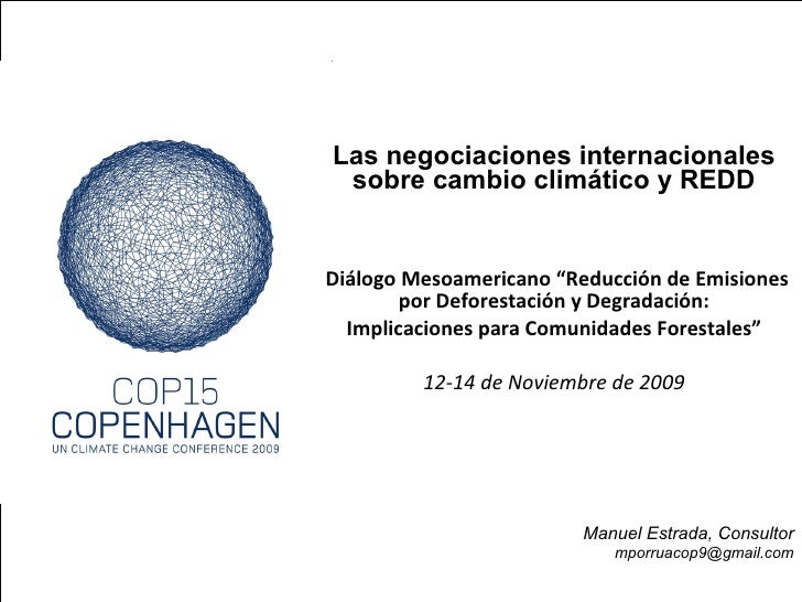 REDD: Implicaciones, preocupaciones y el reto para las comunidades forestales  Deborah Barry   Rights and Resources Initia...