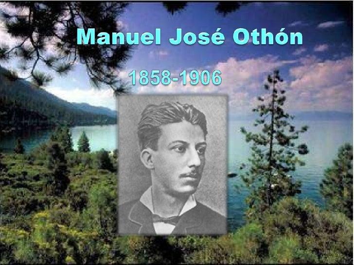 Manuel José Othón<br />1858-1906<br />
