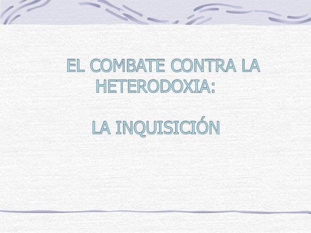 Manuel Peña. Combate contra la heterodoxia