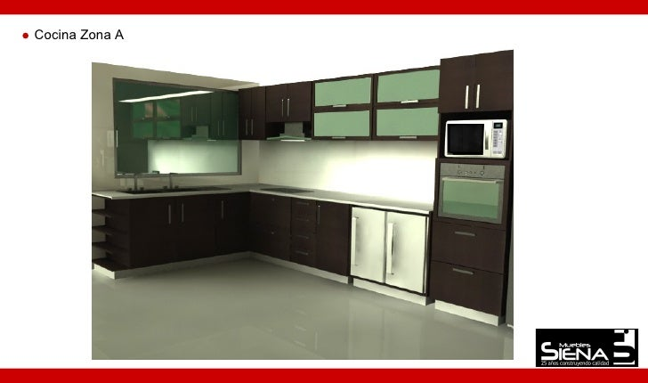 Dise o mueble cocina 6 for Diseno muebles cocina
