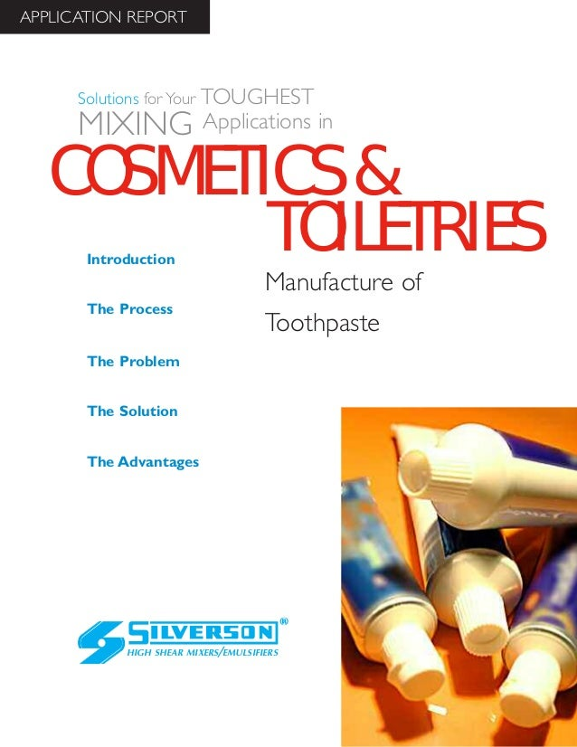 the cosmetics and toiletries industry The global cosmetics and toiletries sector has remained vigorous over the last decade, rising from us$ 20194 billion in 2001 to us$ 37684 billion in 2010 euromonitor estimates hold that the industry's.