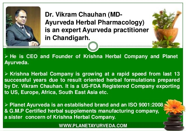  Krishna Herbal Company is growing at a rapid speed from last 13 successful years due to result oriented herbal formulati...