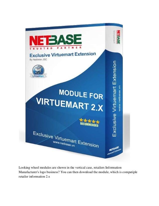 Manufacturers scroller module for virtuemart 2.x