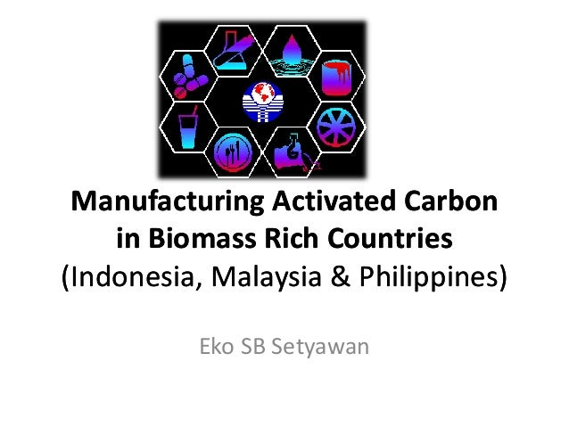 Manufacturing activated carbon