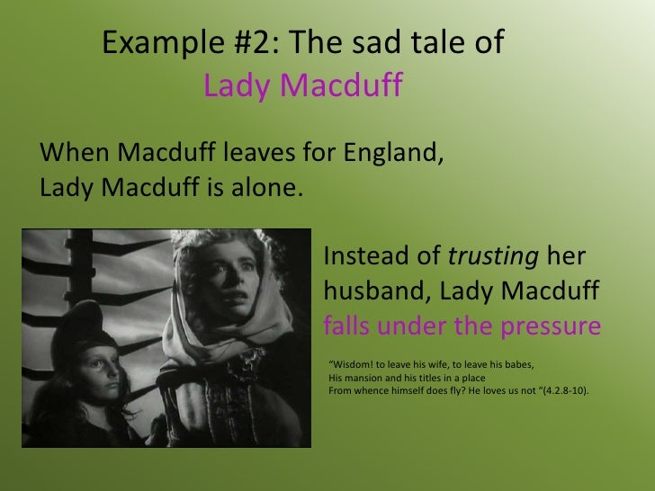 Essay on lady macbeth character