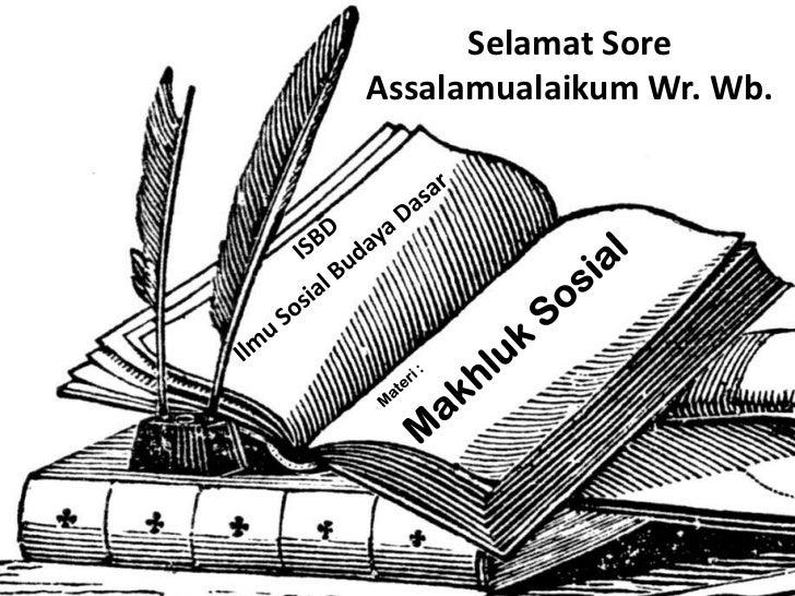 Selamat SoreAssalamualaikum Wr. Wb.