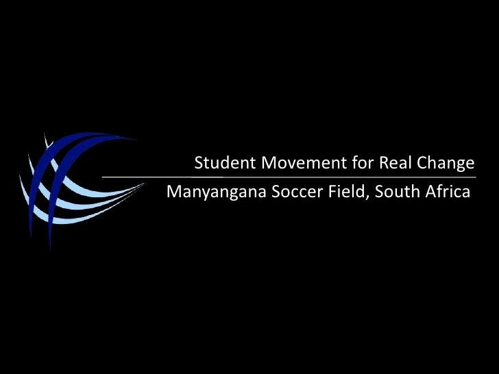 Manyangana  Soccer  Field