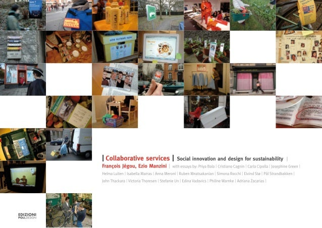 """Collaborative services I 2                             """"…you know… I discover a lot of useful                             ..."""