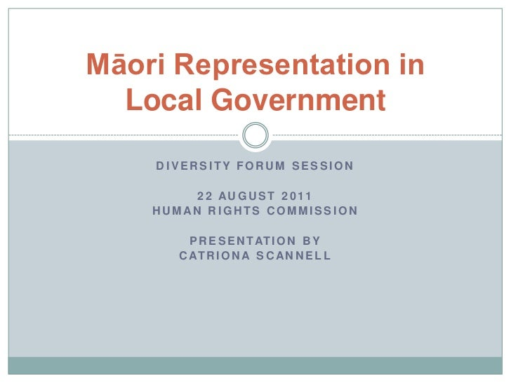Diversity forum session<br />22 August 2011<br />Human Rights Commission<br />Presentation by <br />Catriona Scannell<br /...