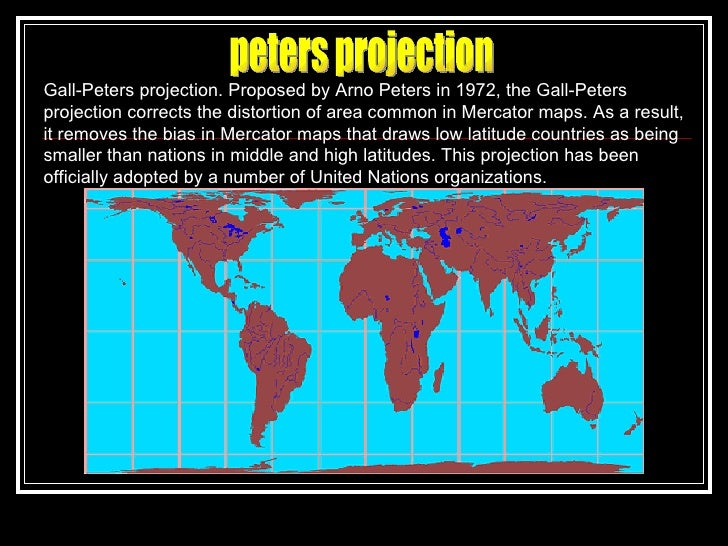a comparison between a robinsons map projection and a mercators map projection What is the difference between equal area projection maps and mercator projection maps what is the difference between a robinson and a mercator map.