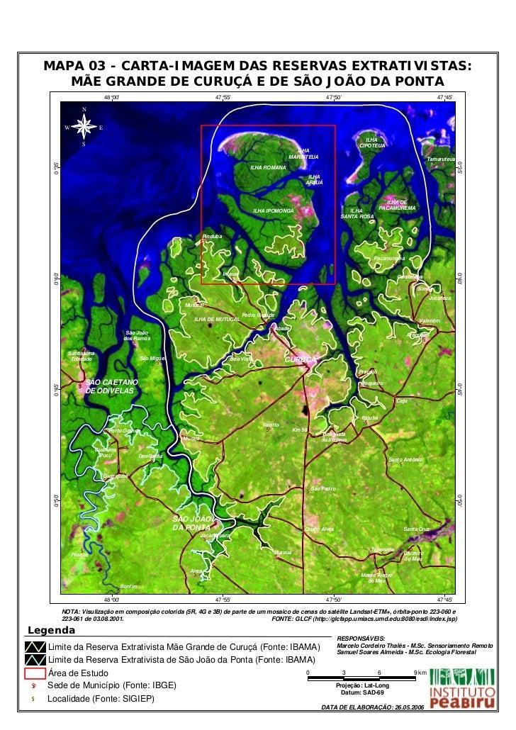 Mapa Curuça - 3 | Resex