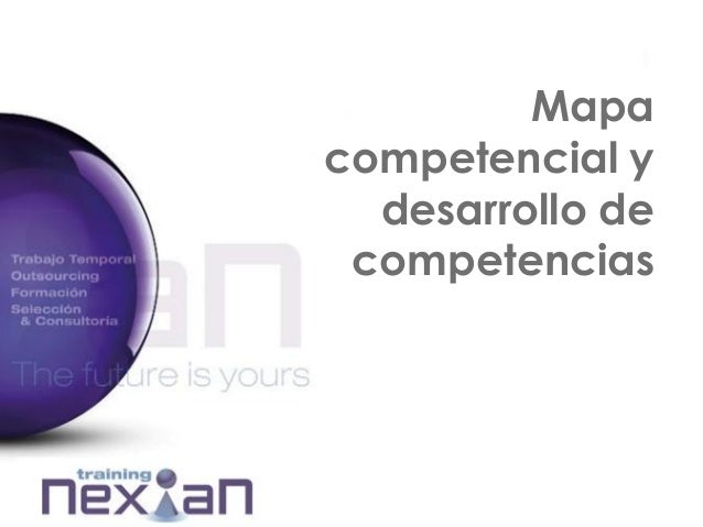 Mapa competencial y desarrollo de competencias - BRUNCH & LEARN