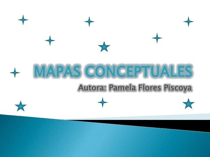 Mapa conceptual pamela