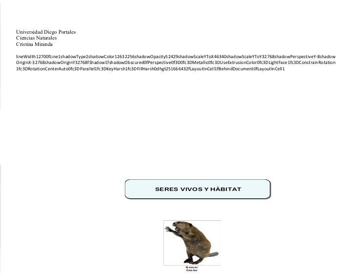 Universidad Diego PortalesCiencias NaturalesCristina MirandalineWidth12700fLine1shadowType2shadowColor12632256shadowOpacit...