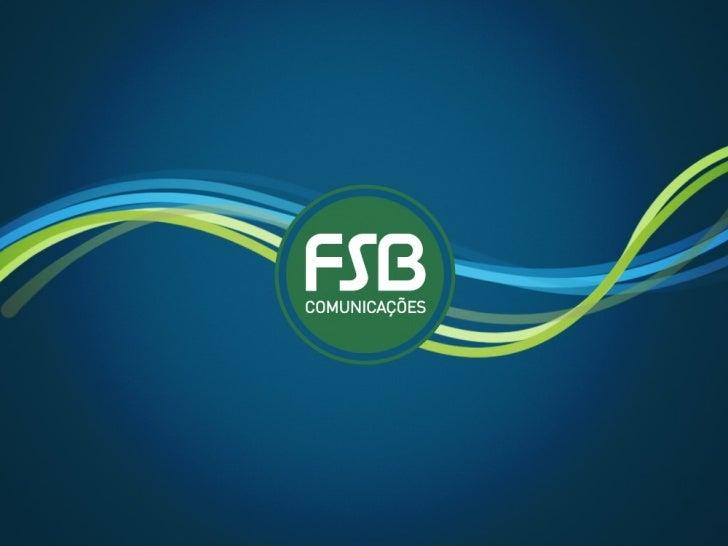 FSB - Mapa de comunicação