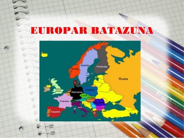 EUROPAR BATAZUNA
