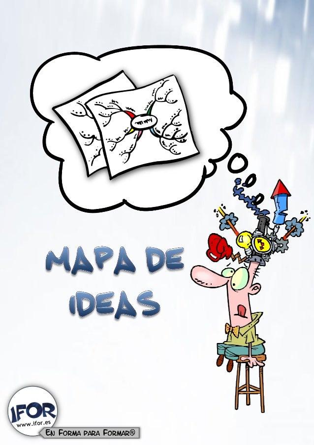 Mapa mental o mapa de ideas