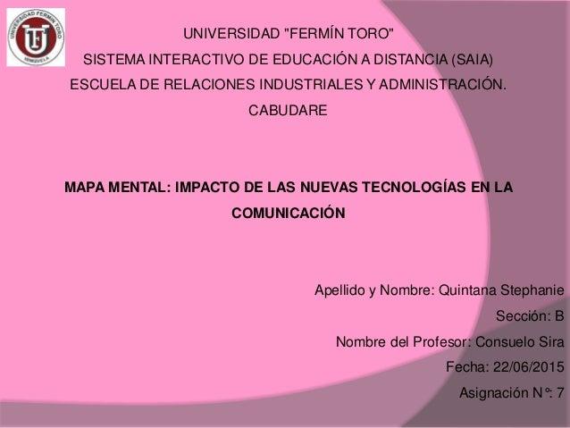 Impacto de las Nuevas Tecnologías en la Comunicación - photo#16