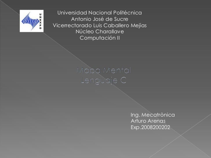 Universidad Nacional Politécnica       Antonio José de SucreVicerrectorado Luis Caballero Mejías         Núcleo Charallave...