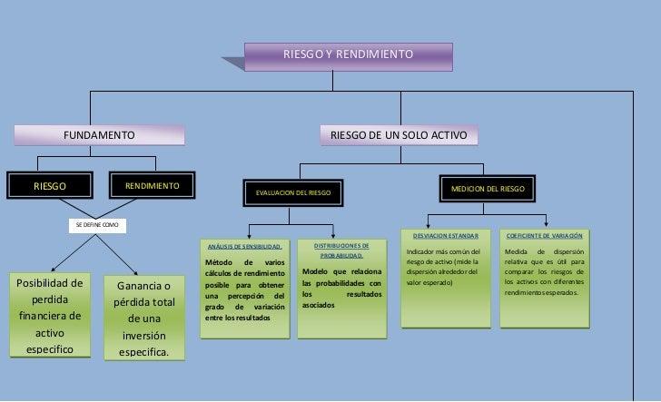 RIESGO Y RENDIMIENTO         FUNDAMENTO                                                              RIESGO DE UN SOLO ACT...