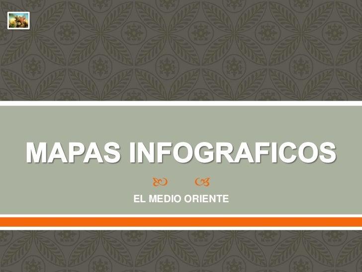 Mapas infograficos