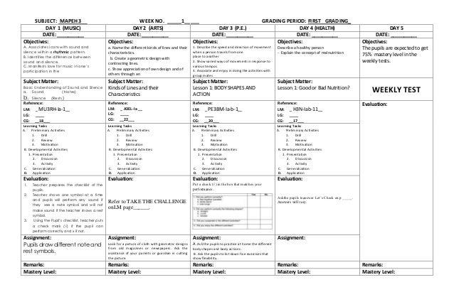 First grading periodical test ng araling panlipunan ii
