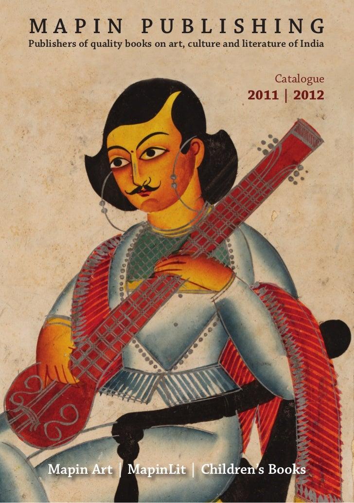 Mapin catalogue 2011- 2012