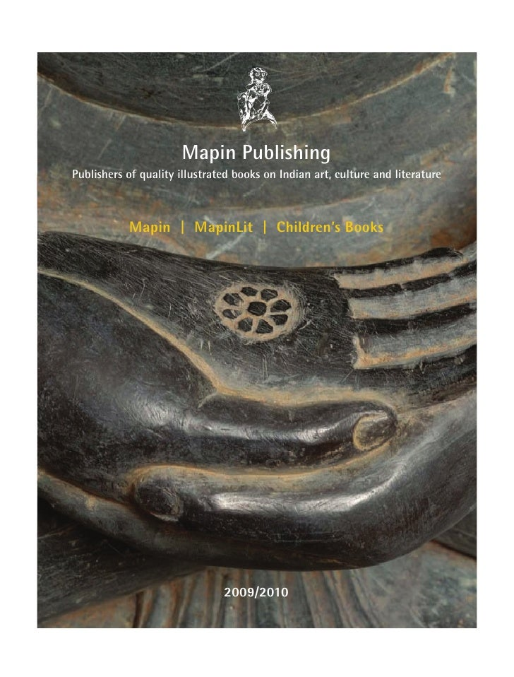 Mapin Publishing Catalogue 2010