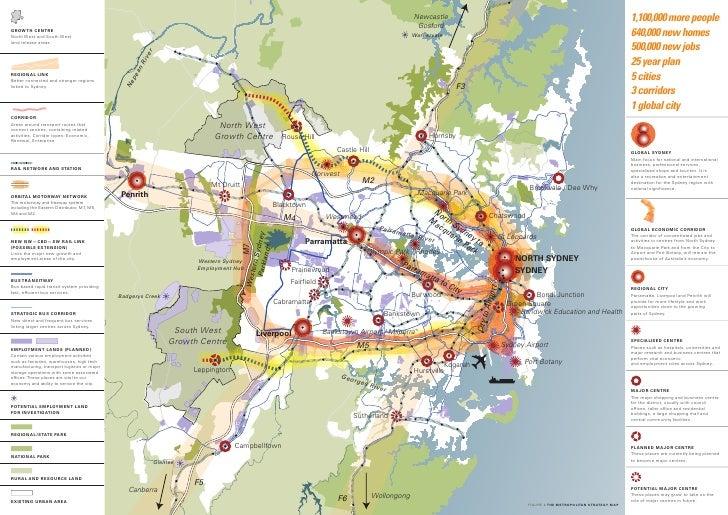 Map metro a3