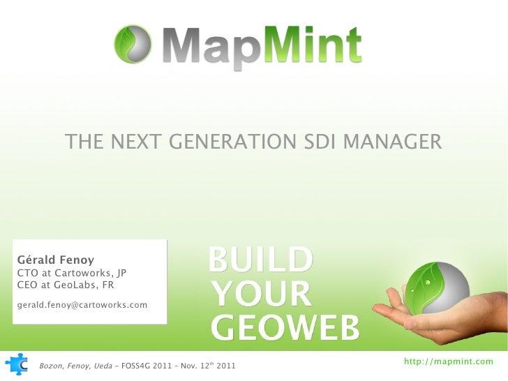 Map mint foss4g-presentation-bozon-fenoy-ueda