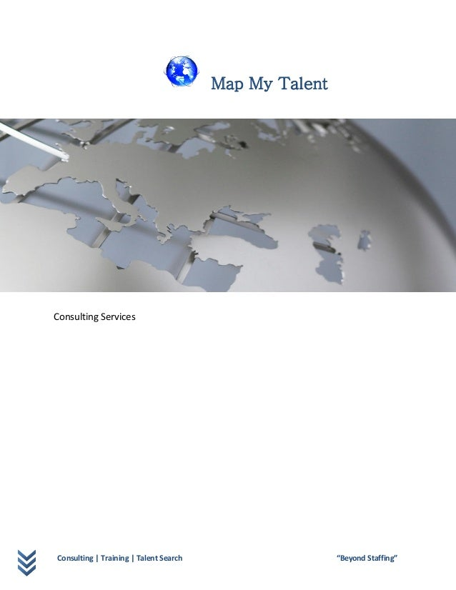 """Consulting 