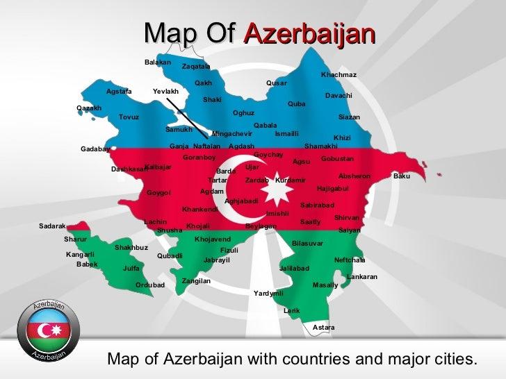 Azerbaijan Powerpoint Templates