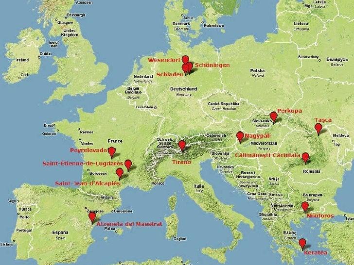 Map Of Communities