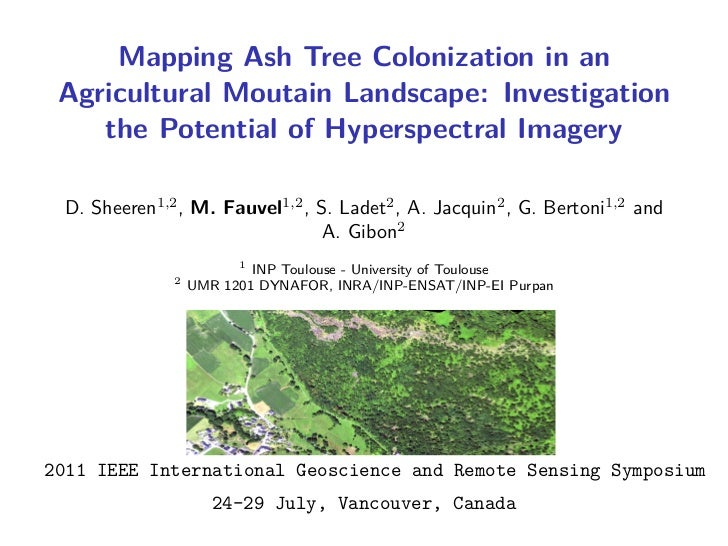 Mapping Ash Tree Colonization in an Agricultural Moutain Landscape_ Investigation the Potential of Hyperspectral Imagery.pdf