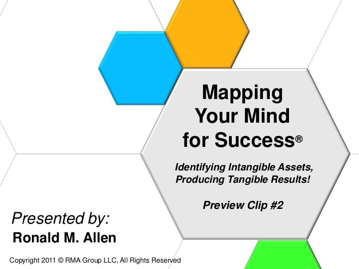 Mapping Your Mind for Success, Preview Clip #2