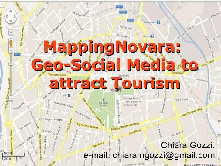MappingNovara goes International