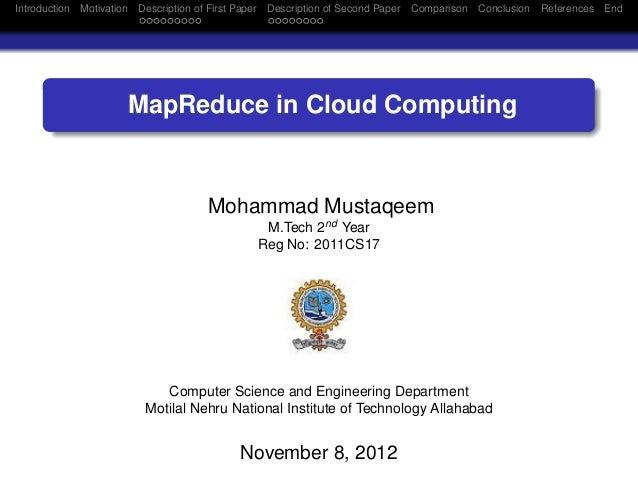 mapreduce paper