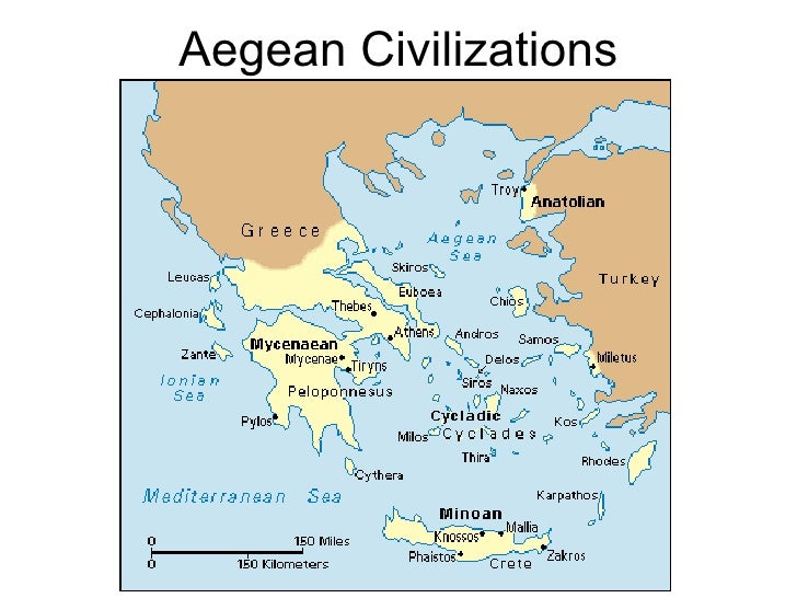 Greek Civilization Map Maps ancient and medie...