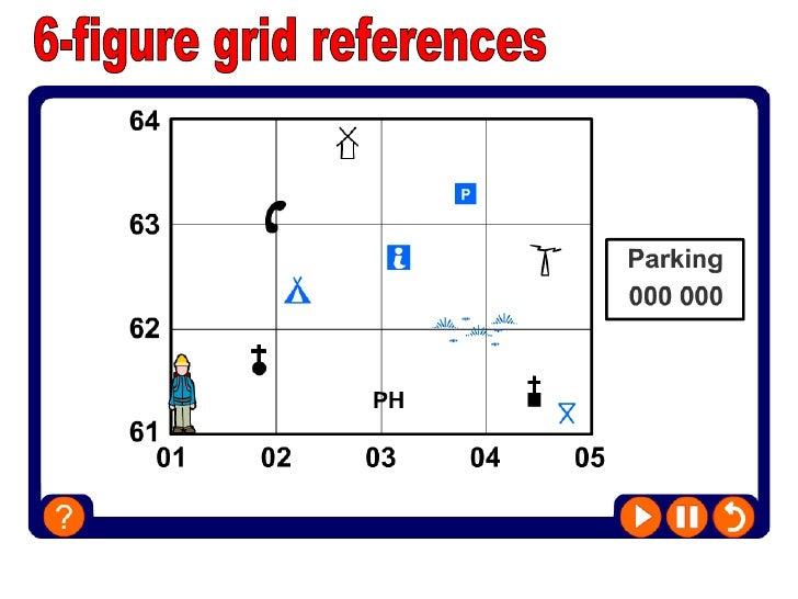 figure Grid References 12
