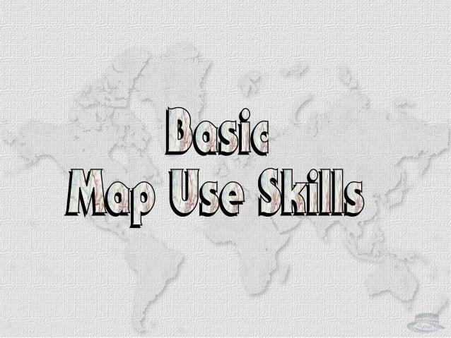 Mapwork Basic Skills.ppt