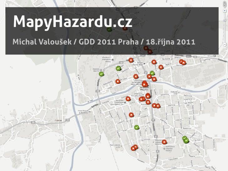 MapyHazardu.cz