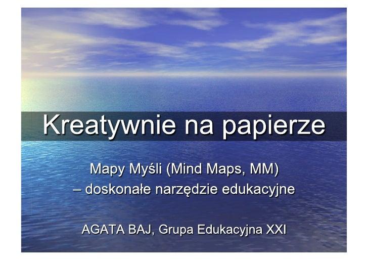 Mapy mysli