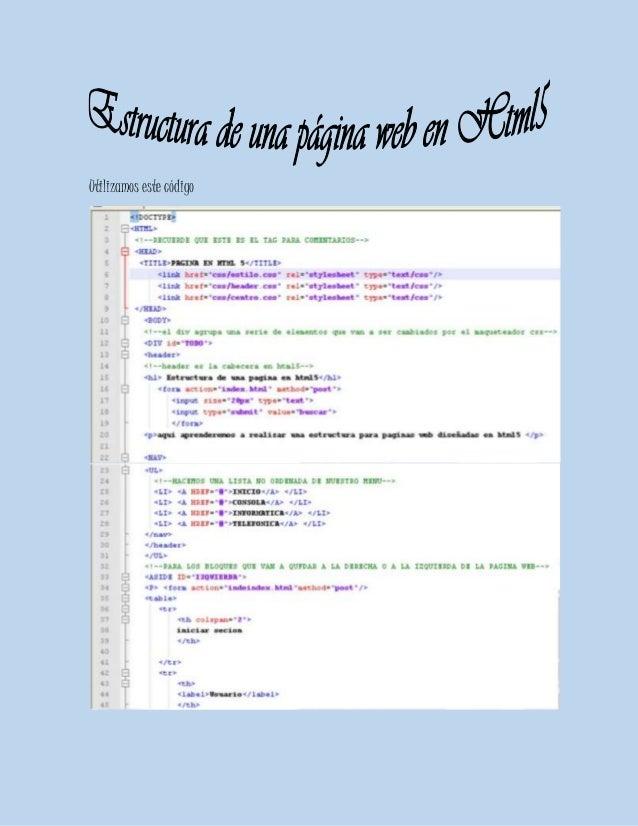 Utilizamos este código