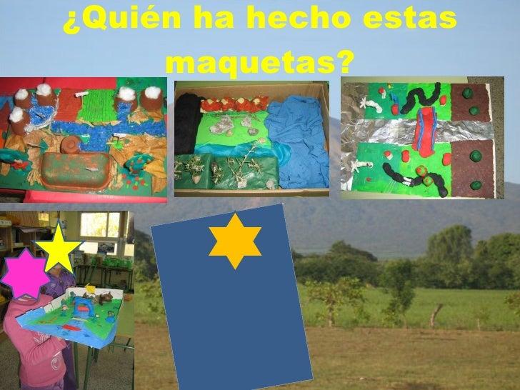 Como Hacer Una Maqueta De Las Regiones Naturales | MEJOR CONJUNTO DE